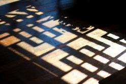 Shadows on a Newly Waxed Floor