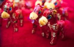 Horse Plush Dolls