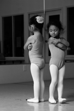2 Young Dancers