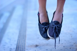 Dangling Shoes