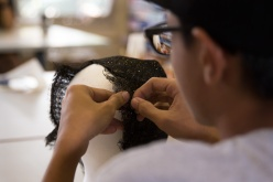 Hand Sewn Mask