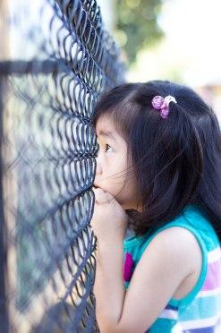 Keana at the Zoo