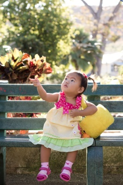 Danika at the Park