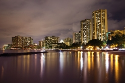 Waikiki at Night